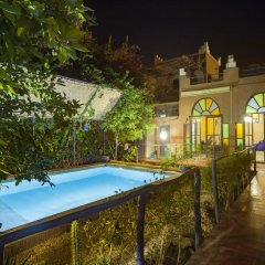 Отель La petite kasbah Марокко, Загора - отзывы, цены и фото номеров - забронировать отель La petite kasbah онлайн бассейн фото 2