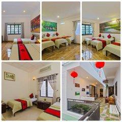 Cloudy Homestay and Hostel Кровать в общем номере с двухъярусной кроватью фото 6