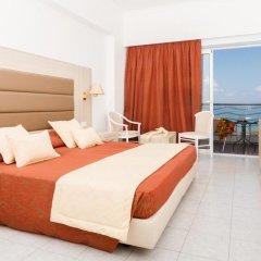Hotel Belair Beach 4* Улучшенный номер с различными типами кроватей фото 3