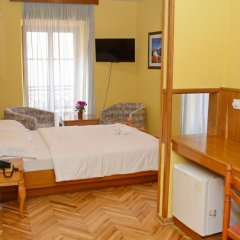 Hotel Marija 3* Стандартный номер с различными типами кроватей фото 10
