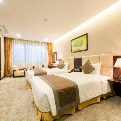 Muong Thanh Hanoi Centre Hotel 3* Улучшенный номер с 2 отдельными кроватями фото 3