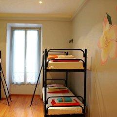 Hostel & Hotel Meyerbeer Beach Кровать в общем номере с двухъярусной кроватью