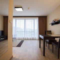 Апартаменты Silver Apartments Студия с различными типами кроватей фото 3