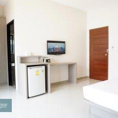 Отель Pensiri House 3* Улучшенный номер с различными типами кроватей фото 5