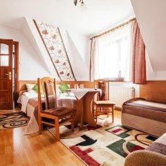 Отель Chata Pod Jemiola 2* Стандартный номер фото 22