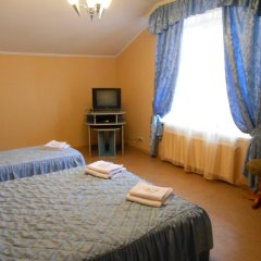 Галант Отель Номер с общей ванной комнатой с различными типами кроватей (общая ванная комната) фото 4