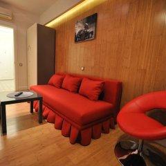Апартаменты Греческие Апартаменты Апартаменты с различными типами кроватей фото 23