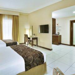 Gateway Hotel 3* Номер Делюкс с 2 отдельными кроватями фото 7