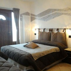 Отель La Casa Del Grillo 2 Аоста комната для гостей фото 5