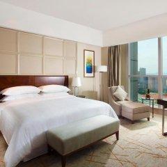 Sheraton Guangzhou Hotel 5* Номер Делюкс с различными типами кроватей фото 2