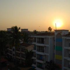 Отель Palmarinha Resort & Suites Гоа балкон