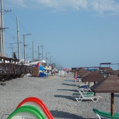 Гостиница ZARA пляж фото 2