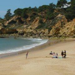 Отель Agua Marinha - Hotel Португалия, Албуфейра - отзывы, цены и фото номеров - забронировать отель Agua Marinha - Hotel онлайн пляж фото 2