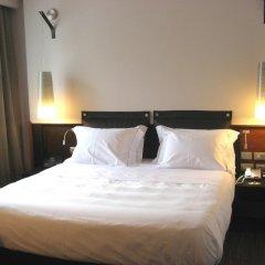 Отель NH Milano Touring 4* Улучшенный номер разные типы кроватей фото 6
