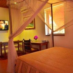 Отель Edena Kely 3* Бунгало с различными типами кроватей фото 18