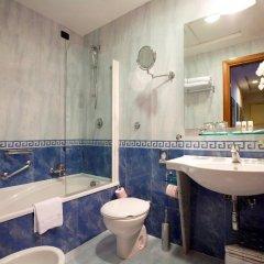 Grand Hotel Tiberio 4* Стандартный номер с различными типами кроватей фото 29