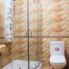 Отель Gold Boutique Rustaveli Грузия, Тбилиси - 1 отзыв об отеле, цены и фото номеров - забронировать отель Gold Boutique Rustaveli онлайн ванная