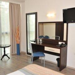 Hotel Burgas Free University Стандартный номер с разными типами кроватей фото 6