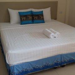 Отель Wattana Bungalow Улучшенный номер с различными типами кроватей фото 15