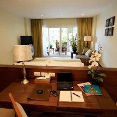 Отель The Heritage Pattaya Beach Resort 4* Номер Делюкс с различными типами кроватей фото 34