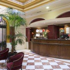 Отель Cervantes Испания, Севилья - отзывы, цены и фото номеров - забронировать отель Cervantes онлайн интерьер отеля
