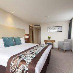 Отель Thistle Kensington Gardens 4* Номер Делюкс с различными типами кроватей фото 5