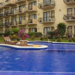 Flamingo Vallarta Hotel & Marina бассейн фото 8