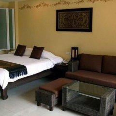 Отель Villa Thongbura 3* Студия с различными типами кроватей фото 35