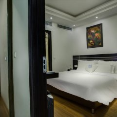 Noble Boutique Hotel Hanoi 3* Стандартный номер с различными типами кроватей фото 4
