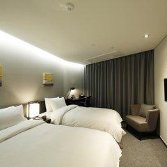 Отель Ramada Encore Seoul Magok 3* Номер Делюкс с различными типами кроватей