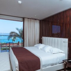 Отель Terrou Bi And Casino Resort Дакар комната для гостей фото 2