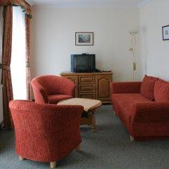 Отель Pension Villa Rosa 3* Люкс с различными типами кроватей фото 13