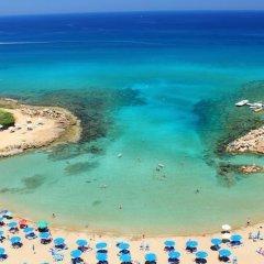 Отель Amanda Villa пляж