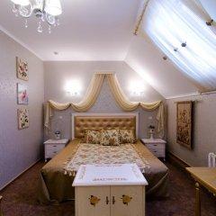 Гостиница Гарден 3* Люкс с двуспальной кроватью фото 4