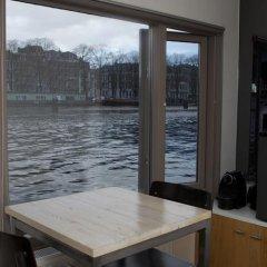 Отель Houseboat Little Amstel питание