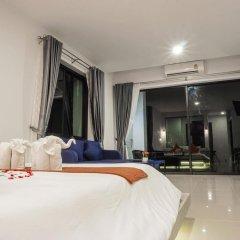 Отель Am Samui Resort 3* Студия Делюкс с различными типами кроватей фото 2