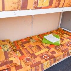 Хостел B&B на Пушкина 2а Кровать в общем номере двухъярусные кровати фото 2