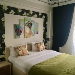 Мини-отель Набат Палас Стандартный семейный номер с двуспальной кроватью