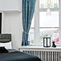 Отель Avenue A1 Улучшенные апартаменты с различными типами кроватей фото 39