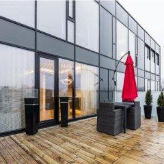 Отель Kreutzwaldi Penthouse Эстония, Таллин - отзывы, цены и фото номеров - забронировать отель Kreutzwaldi Penthouse онлайн спортивное сооружение