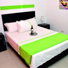 Hotel Colours 2* Стандартный номер с различными типами кроватей фото 3