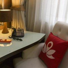 Отель Darjelling Boutique Бангкок в номере