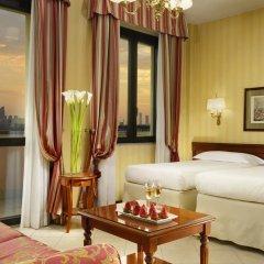 Отель Atahotel Linea Uno 4* Стандартный номер с различными типами кроватей фото 4
