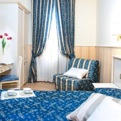 Hotel Anfiteatro Flavio 3* Стандартный номер с различными типами кроватей фото 6