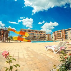 Holiday Garden Hotel пляж фото 2
