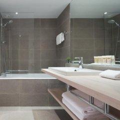 Отель Pullman Paris Montparnasse 4* Улучшенный номер с различными типами кроватей фото 6