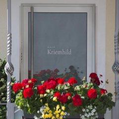Отель Kriemhild am Hirschgarten Германия, Мюнхен - отзывы, цены и фото номеров - забронировать отель Kriemhild am Hirschgarten онлайн