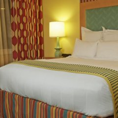 Отель Renaissance Curacao Resort & Casino 4* Стандартный номер с различными типами кроватей фото 9