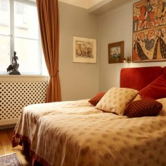Апартаменты Collectors Victory Apartments Стокгольм комната для гостей фото 5