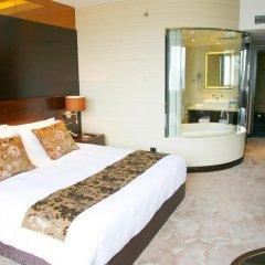 Отель Mercure Shanghai Royalton 4* Стандартный номер с различными типами кроватей фото 4